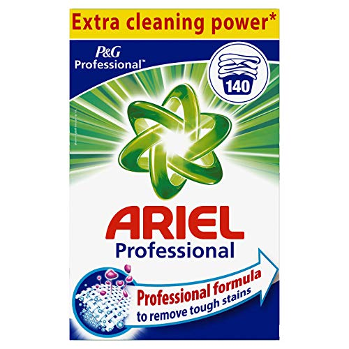 Ariel Washing Powder Professional Laundry Detergent 9.1KG 140 Wash