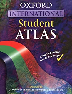 Oxford International Student Atlas