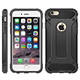 iPhone 6 Case, iPhone 6S Cover, Military-Duty Case - Impact