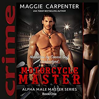 Motorcycle Master                   By:                                                                                                                                 Maggie Carpenter                               Narrated by:                                                                                                                                 Conner Goff                      Length: 6 hrs and 56 mins     9 ratings     Overall 4.3
