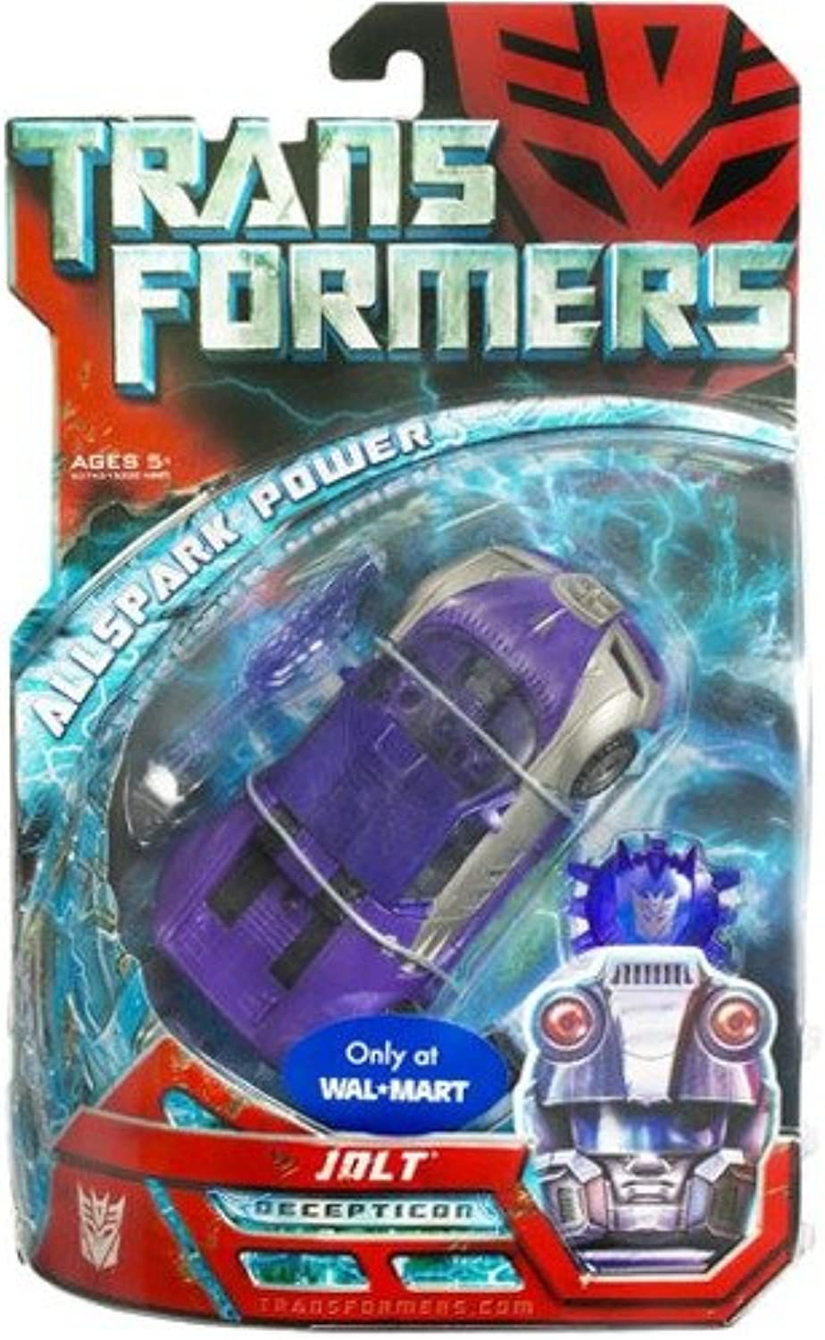 Transformers Movie Deluxe Jolt Action Figure