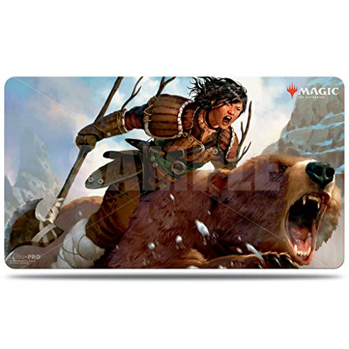 Ultra Pro: Magic: The Gathering - Commander Legends Playmat V9 - Tuya Bearclaw