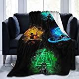 antoipyns Avatar The Last Airbender Ultra Soft Micro Fleece Blanket Lovely Air Conditioning Blanket Warm Throws Blanket for All Season Bedding Couch and Plush House Warming Decor Gift 60'x50'