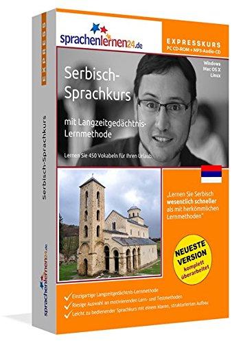 Serbisch Reise-Sprachkurs: Serbisch lernen für Urlaub in Serbien. Software