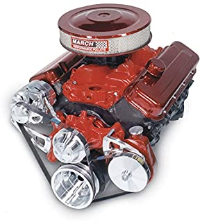 March Performance 23010 Serpentine Conversion Kit for Big Block Chevy Engine