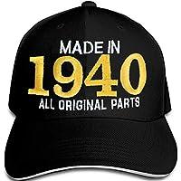 Bombo Made in 1940 All Original Parts^ 80 Años Fiesta Sombrero Negro