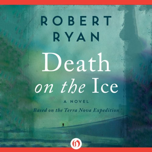 Death on Ice audiobook cover art