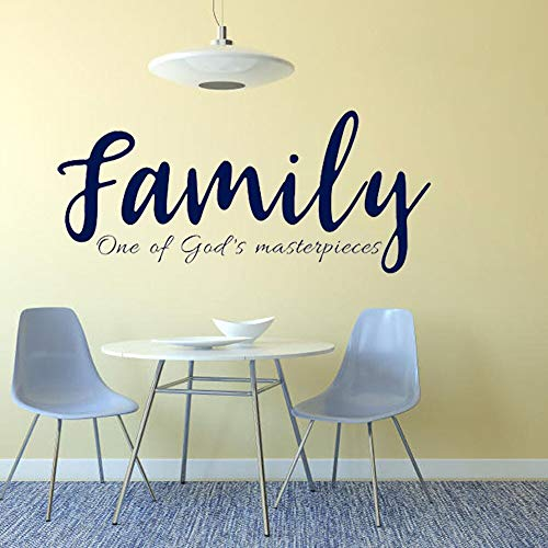 Calcomanía de pared para el hogar, sala de estar, decoración del hogar, vinilo, dormitorio, Art Deco, calcomanía de granja, monocromo