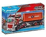 PLAYMOBIL City Action Camión con Remolque , A partir de 4 años (70771)