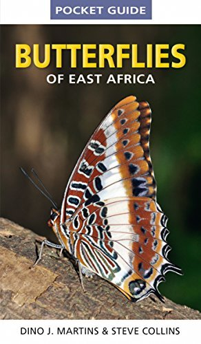 Butterflies of East Africa (Pocket Guide Series) by unknown (2016-07-27)