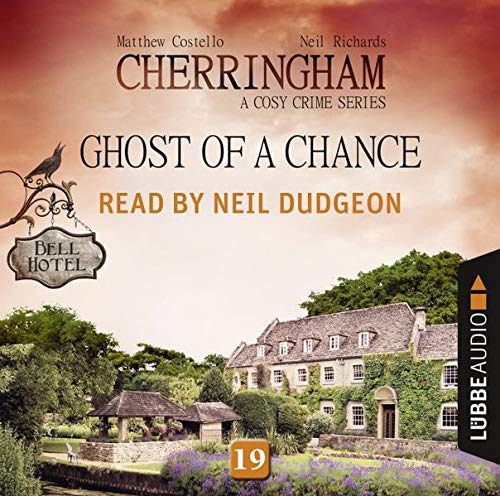 Ghost of a Chance Audiobook By Matthew Costello,                                                                                        Neil Richards cover art