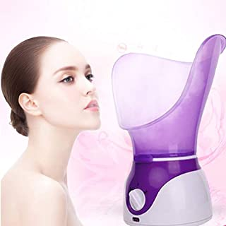 ETTG Spa Home Facial Steamer Sauna Pores with Extract Blackheads Rejuvenate and Hydrate Your Skin for Youthful Complexion