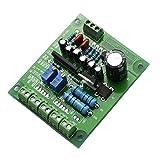 BKAUK Dual Stereo VU Meter Controlador Platinas Verst?rker Db udio Pegel c 12V de Entrada iluminación