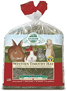 Western Timothy Petlife Oxbow Hay for Small Pet, 4.05kg