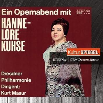 Wagner, Beethoven, Händel, Mozart & Verdi: An Opera Evening with Hannelore Kuhse (KulturSpiegel - Eterna - Über Grenzen hinaus)