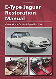 jaguar e type series 1 restoration