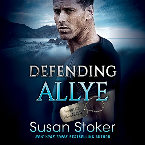 Defending Allye audiobook cover art