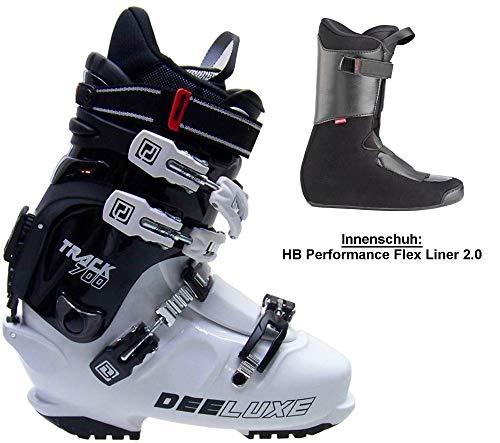 Deeluxe Track 700 White HP-Flex 2.0 Chausson intérieur pour snowboard (29,5-44,5 EU)