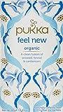 Pukka Organic Herbal Tea Detox 20 Tea Bags