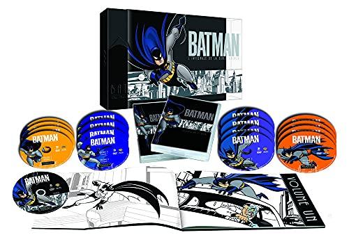 Batman - l Intégrale de la Série Animée - Edition Prestige - Coffret DVD