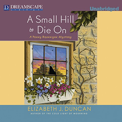 A Small Hill to Die On audiobook cover art
