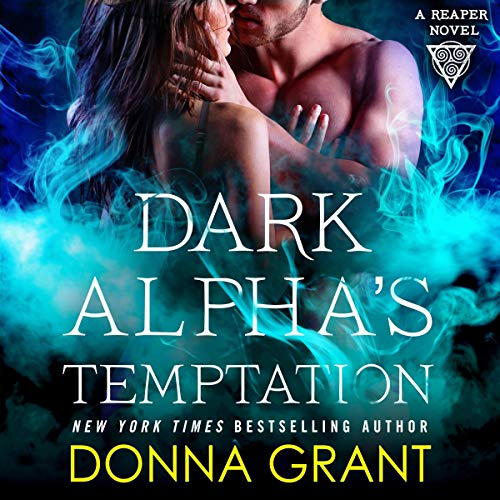 Dark Alpha's Temptation Audiobook By Donna Grant cover art