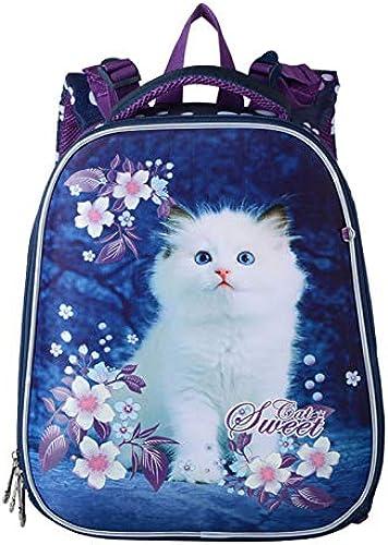 LFSHUB Hohe Qualität Kinder Rucksack Größe 1-3-6 Neue mädchen Schultaschen Orthop sche Schultasche Cartoon Schulrucksack Für mädchen Schultasche