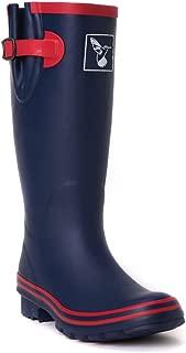 Women's Rain Boots UK Brand Original Tall Rain Boot Gumboots Wellies