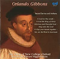 Orlando Gibbons: Second Servi