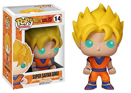 Funko - POP Anime - Dragonball Z- Super Saiyan Goku