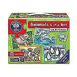 Orchard_Toys - Juego de 4 puzzles de animales