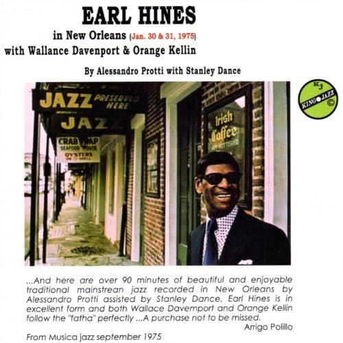 Earl Hines, Wallace Davenport