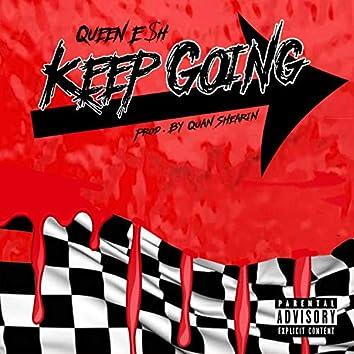 Keep Going !