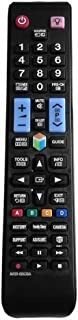 Festnight Universal TV Control Remoto Control inalámbrico Inteligente Reemplazo Compatible with Samsung HDTV LED Smart Digital TV Negro