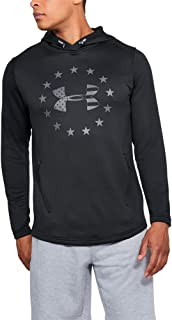 Under Armour Men's Freedom tech Terry po Hoodie