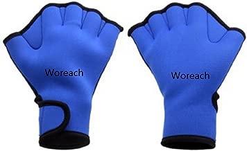 Woreach Aquatic Gloves Swim Training Gloves (1 Pair)
