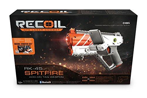 Recoil – Pistola Spitfire RK45, Juego de Pistolas Laser por GPS (90517)