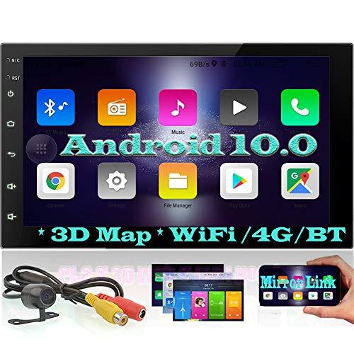 EINCAR Android 10.0 Car Stereo bluetooth GPS Navigation double 2 din Head...