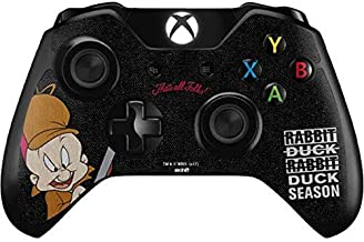 Skinit Decal Gaming Skin for Xbox One Controller - Officially Licensed Warner Bros Elmer Fudd Thats All Folks Design