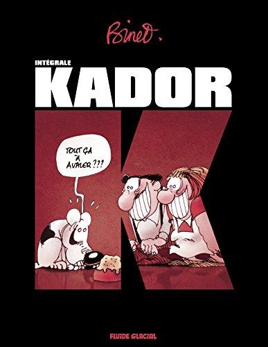 Kador - L'intégrale