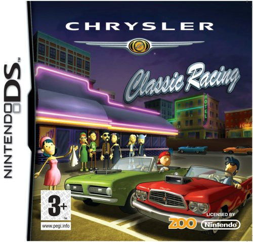Chrysler Classic Racing (Nintendo DS) [Edizione: Regno Unito]
