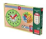 Jumbo Spiele D51319 - Jumbo Kalenderuhr Goula, Spiele und Puzzles -