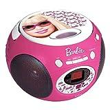 Lexibook Barbie Stereo Radio & CD-Player pink