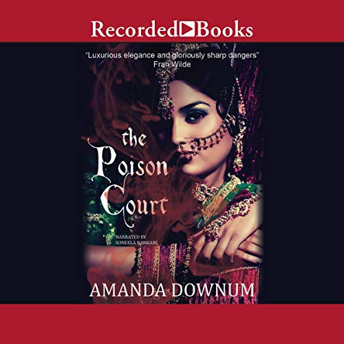 The Poison Court audiobook cover art