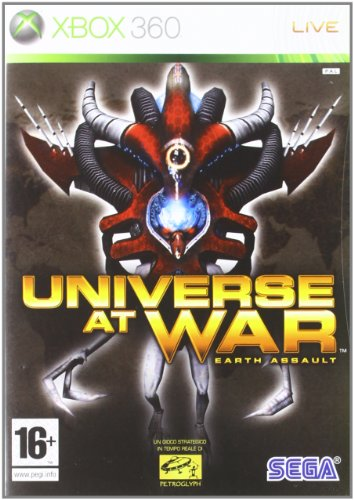 SEGA Universe at WAR: Earth Assault X-360