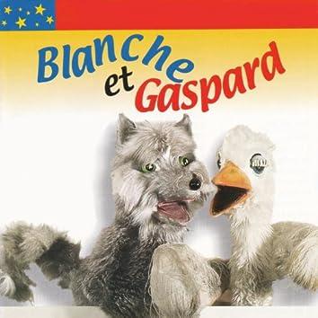 Toutes les chansons de Blanche et Gaspard