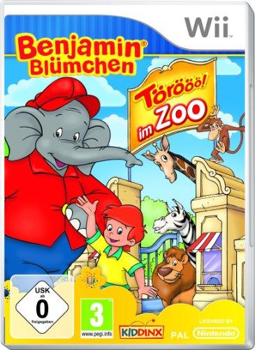 Törööö im Zoo - [Nintendo Wii]
