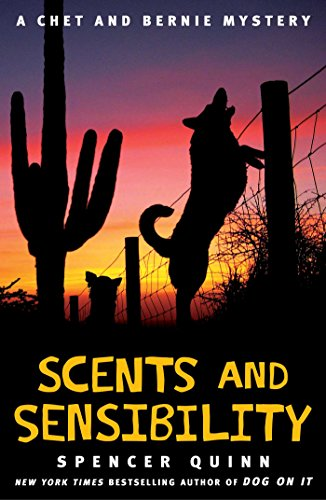 Image of Scents and Sensibility: A Chet and Bernie Mystery (8) (The Chet and Bernie Mystery Series)