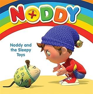 Noddy and the Sleepy Toys: Board Book (Noddy Toyland Detective)