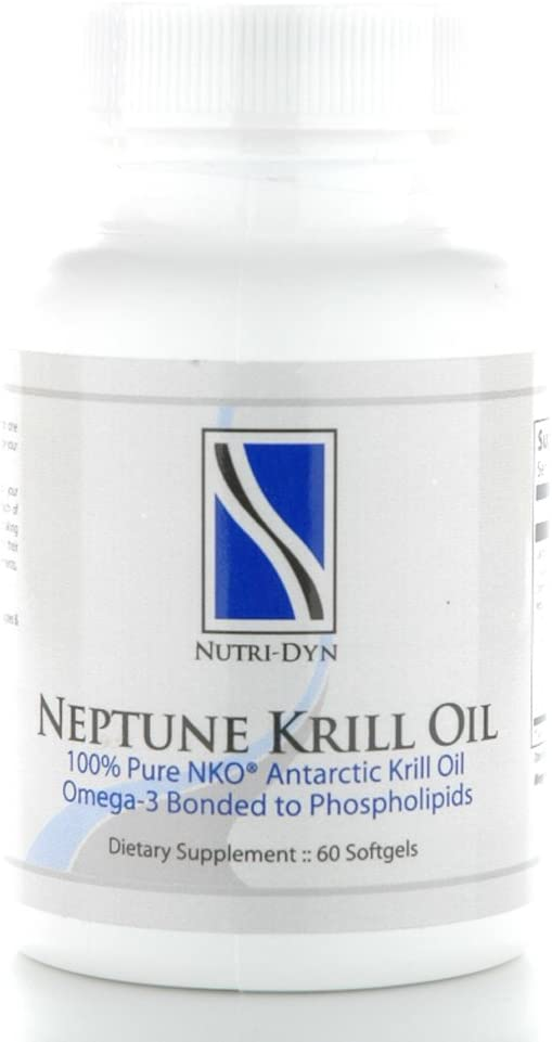Neptune Krill Oil Complete Free Shipping 60 Nutri-Dyn Softgels OFFicial site by